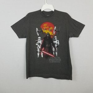 Star Wars Kylo Ren Graphic T Shirt